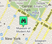 Click for map of MOMA hotels