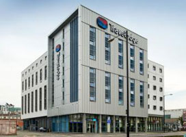 Travelodge Manchester Central Arena Hotel